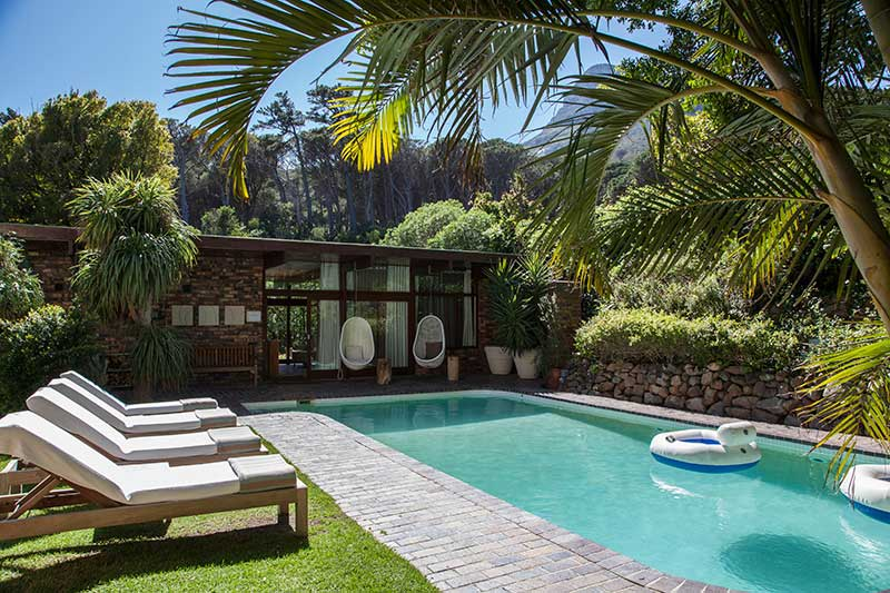 camps bay retreat pool