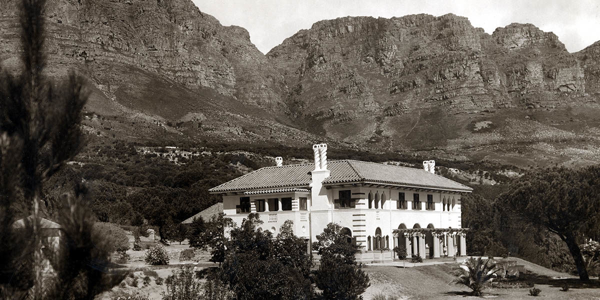 history of camps bay retreat